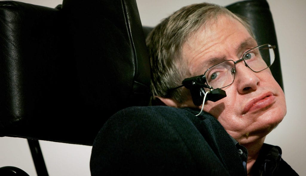 Stephen Hawking - A Great Scientist Who Needs No Introduction