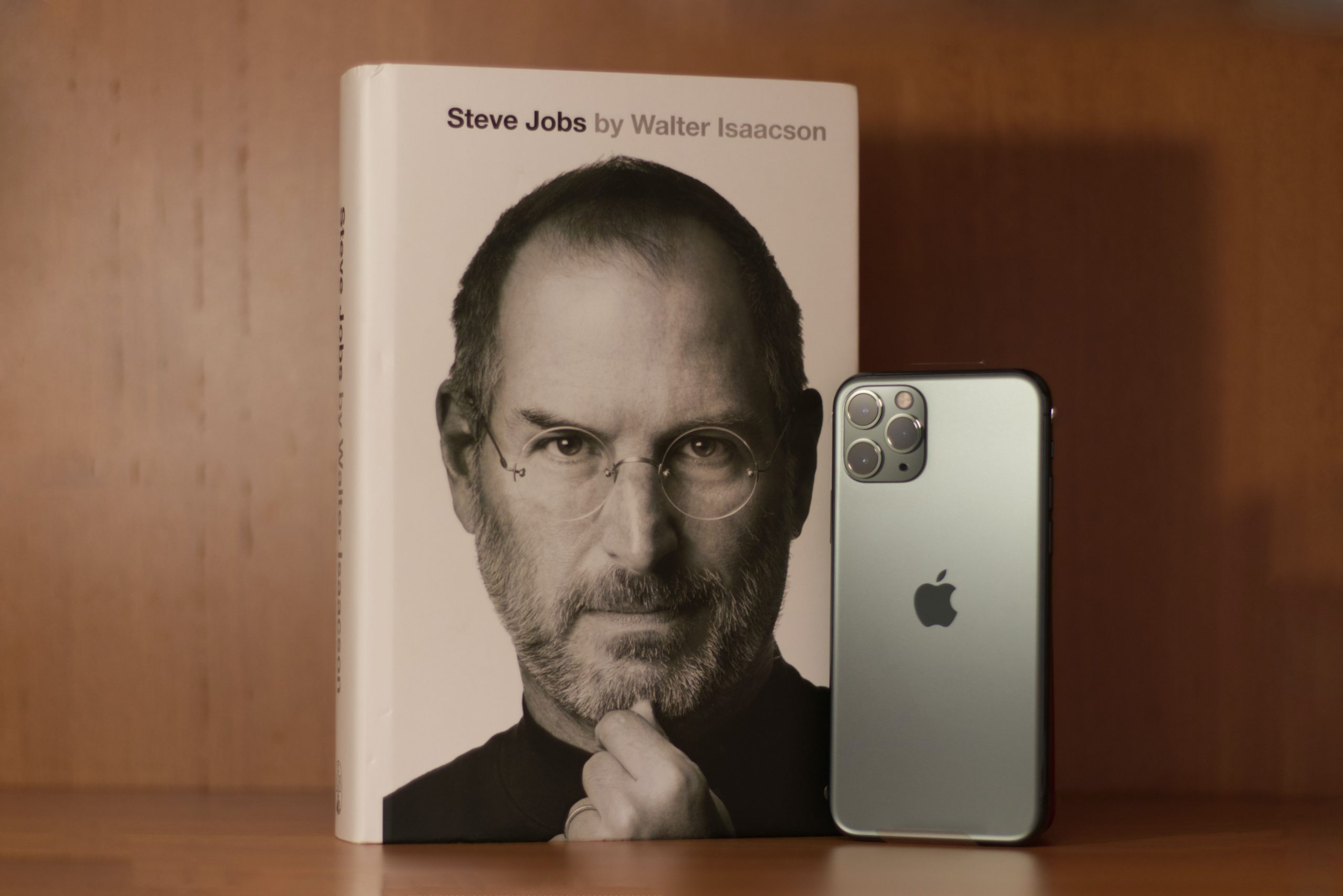 4 Incredible Things To Learn From The Life Of Steve Jobs